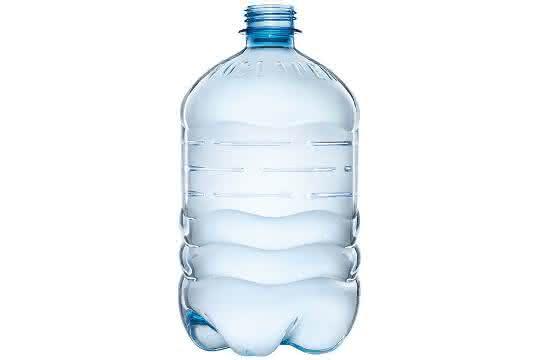 1 Liter Mineralwasserflasche