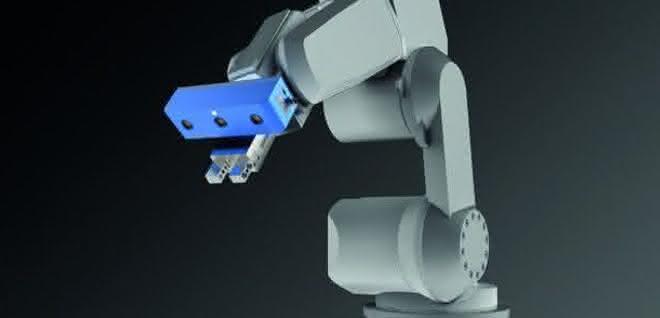 Robot-Vision-Lösung von IDS