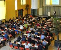 FC Nüdling bietet Wissenforum für GaLaBauer und Pflasterverarbeiter