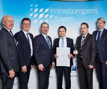 Innovationspreis Bayern