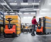 Produkt-Update: Toyota verbessert seine Elektro-Niederhubwagen und Deichselstapler