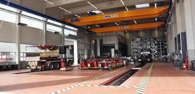 Übernahme: Faymonville-Gruppe übernimmt Stürzer Heavy Trucks