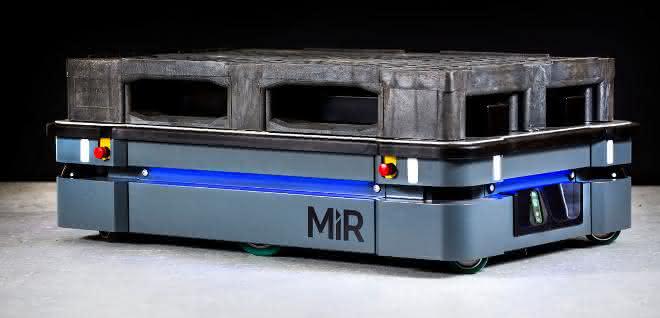 MiR500-Transportroboter