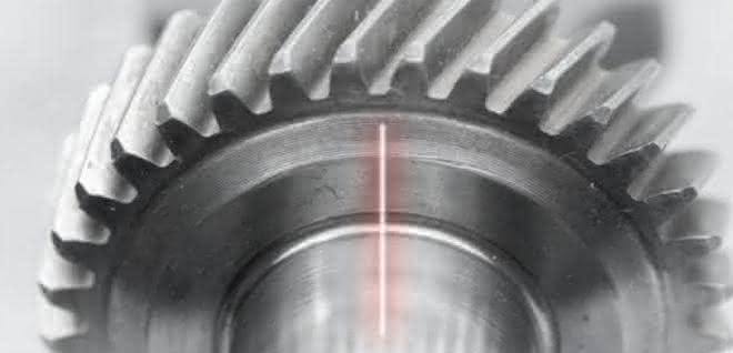 Freistiche optisch messen