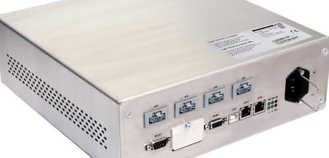 Pick-by-Light: Neue kompakte Interface-Einheit PTF-SUB3