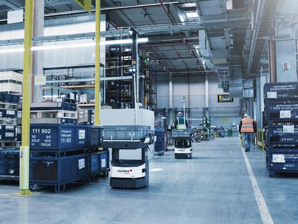 LogiMAT 2019: Industrie 4.0-Technologien ermöglichen schlanke Prozesse