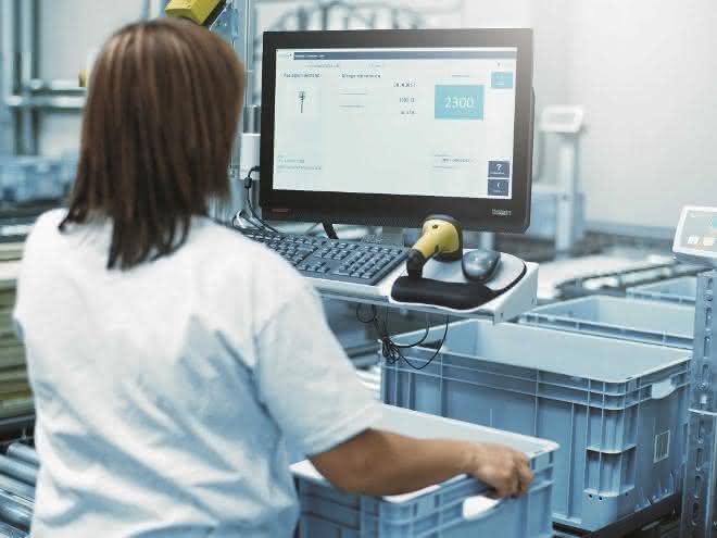 Lösungen für durchgängige Prozesse der Smart Factory