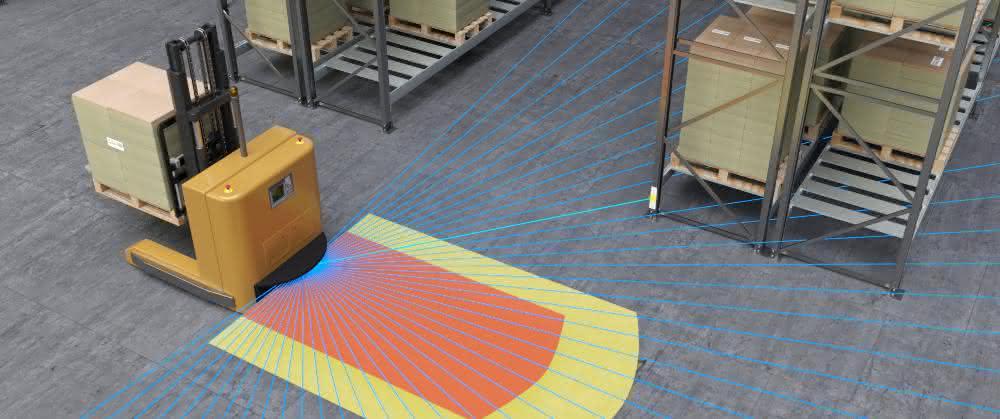 LogiMAT 2019: Sensoren für Flexibilität und Sicherheit