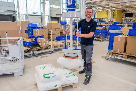 LogiMAT 2019: Flexible Lösungen für Mensch und Roboter
