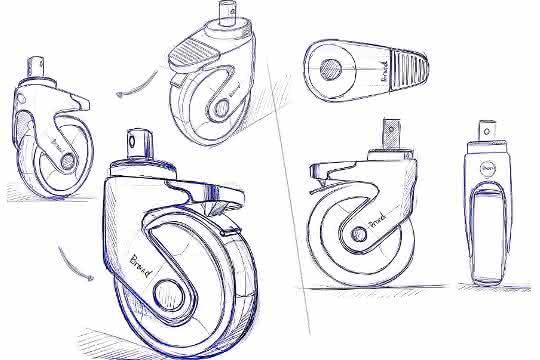 Neu: Die Kunststoffrolle Cascoo Cara