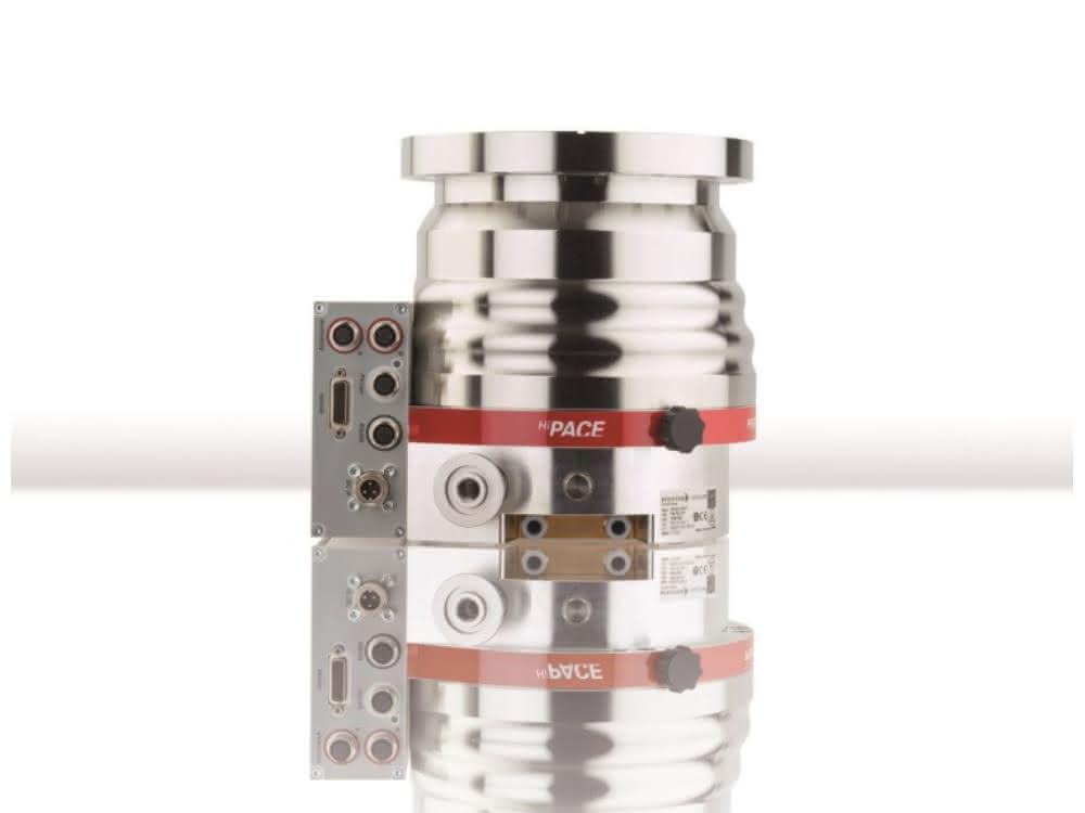 Modell der Turbopumpen-Reihe HiPace 700 H
