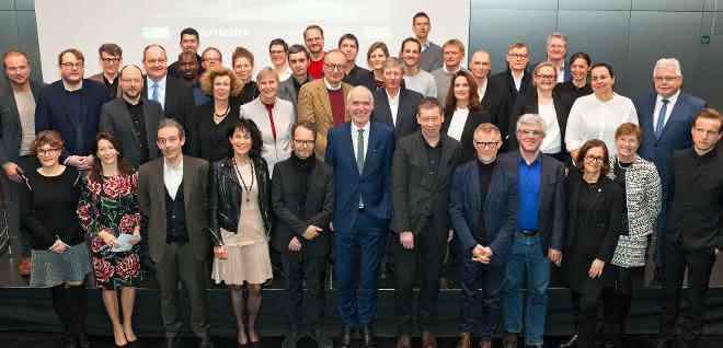 Deutscher Ziegelpreis 2019: Zwei Hauptpreise, sechs Sonderpreise, acht Anerkennungen