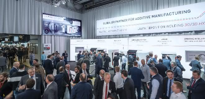 DMG Mori Additive Manufacturing