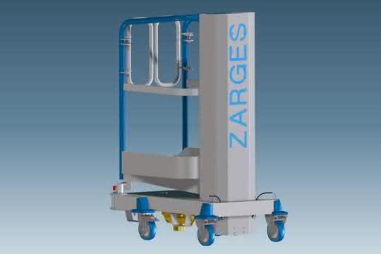 ZAP-Lift vom Zarges