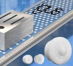 Igus-Polymerkugelrollen