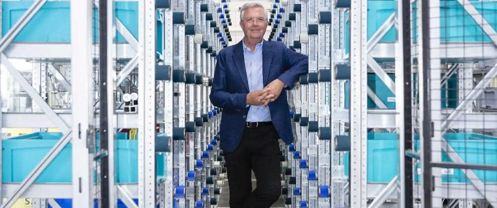 Zeichnet für LT-manager ein Bild von der Zukunft der Logistik: Michael ten Hompel