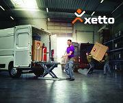 xetto® transportiert, hebt, verlädt und fährt mit