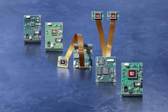 Bildverarbeitung für Fahrerassistenzsysteme