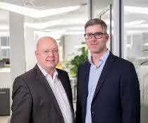 Peter Muhr und Mark Furtwängler