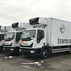 trans-o-flex bestellt 240 neue Spezialfahrzeuge