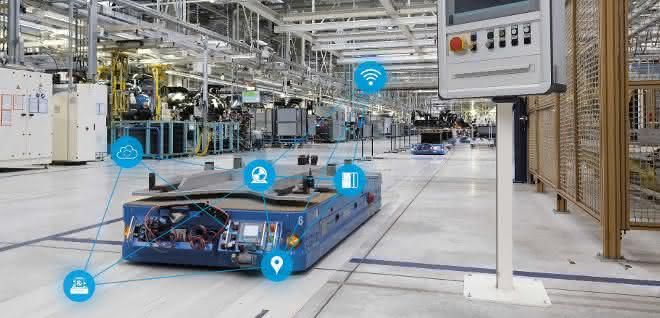 Siemens zeigt Lösungen für die digitale Transformation in der Intralogistik