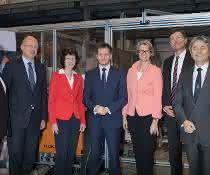 Gründungsveranstaltung des Fraunhofer-Zentrums für Kognitive Produktionssysteme