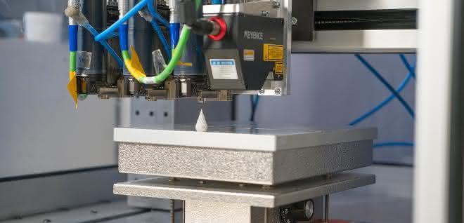3D-Drucker Prüfungssystem
