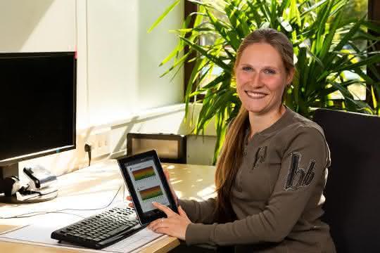 Das Team um Dr. Corinna Faust-Christmann hat die Stress-App entwickelt.