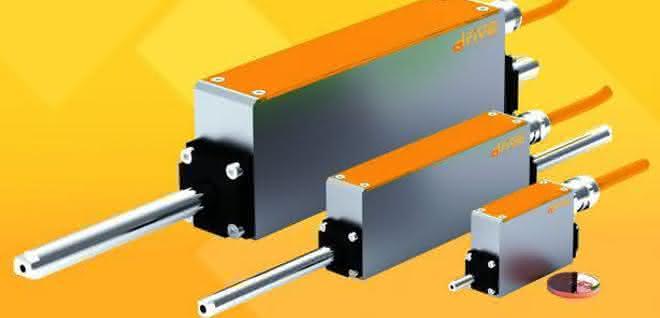 Miniatur-Linearmotoren