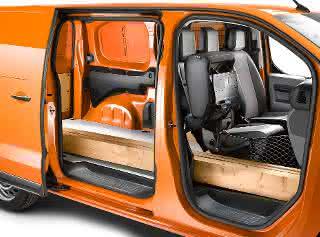 Transporter: Dritte Generation des Opel Vivaro