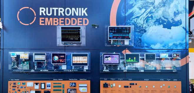 Rutronik Embedded World