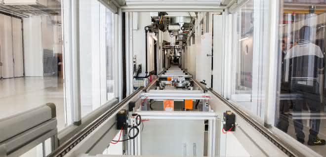 Bonfiglioli eröffnet neue Produktionslinie für Elektromobilität in Italien