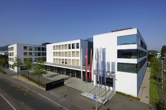 Sitz der Endress+Hauser Gruppe im schweizerischen Reinach