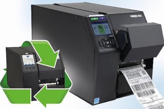 Printronix Auto ID führt Trade In-Trade Up-Programm wieder ein