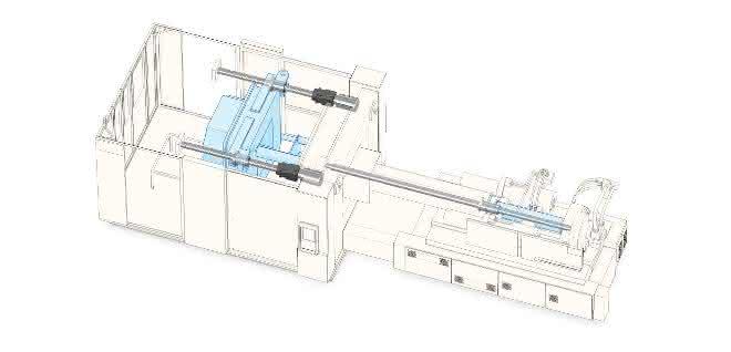 Schwerlast-Kugelgewindetriebe