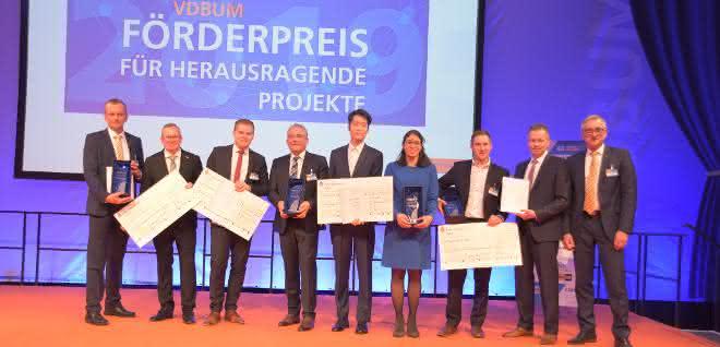 VDBUM verleiht Förderpreis für innovative Bauverfahren