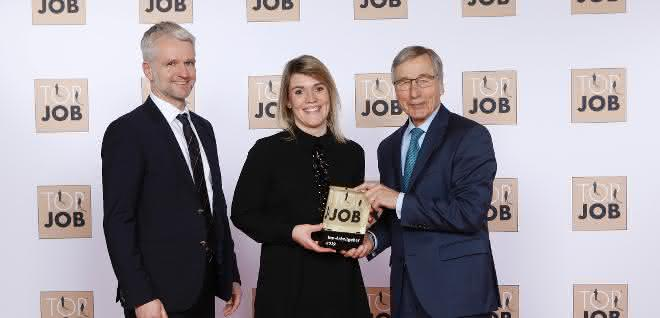 Award für Arbeitgeberqualitäten: Willenbrock als bester Arbeitgeber ausgezeichnet