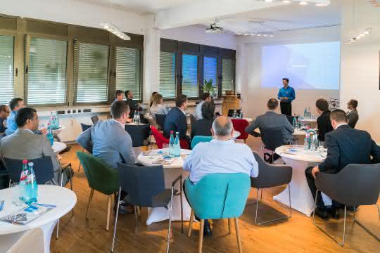 Veranstaltungsreihe: CRM-Trends für Bauzulieferer