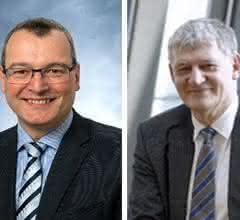 Thomas Drescher und Ernst Schmachtenberg