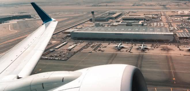 In der Luftfahrt wird zunehmend auf Verbundwerkstoffe zurückgegriffen