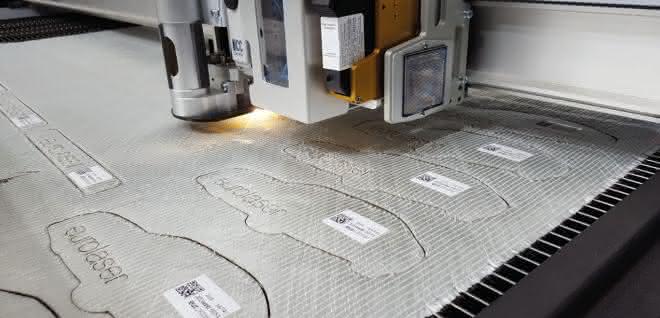 Laserschneiden von Verbundmaterialien