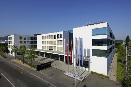 Hauptsitz der Endress+Hauser Gruppe