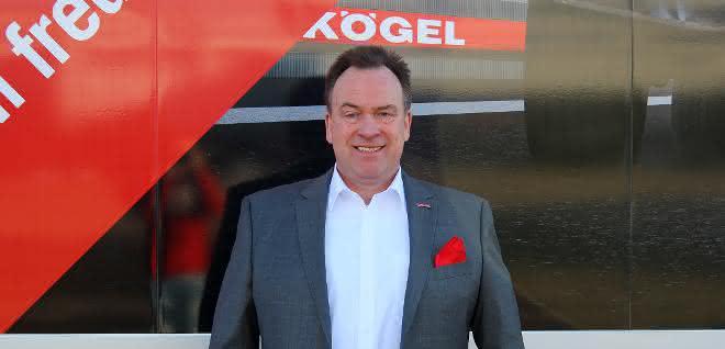 Neuer Mann für neue Position: Sebastian Volbert ist Head of Financial Services bei Kögel