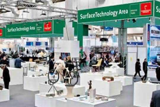 Oberflächentechnik auf der Hannover Messe 2019