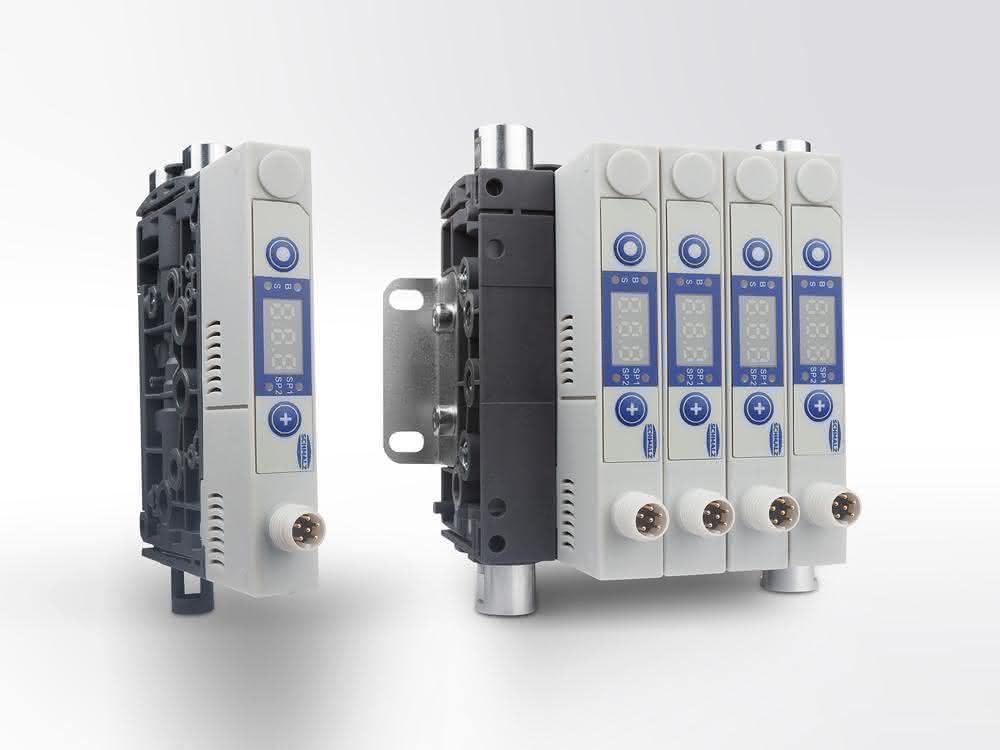 Schmalz-Ejektoren-Familie SCPM