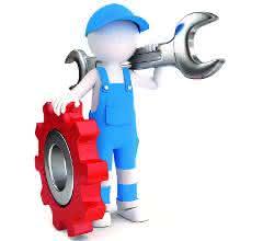 Baumaschineninstandhaltung: Besser warten