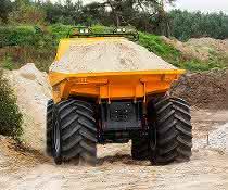 Bergmann Dumper 3012 HK