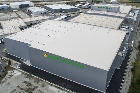 Kooperation weitergeführt: Witron setzt Mercadona-Trockensortimentslager um