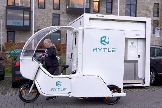 Cargo Bikes in der Citylogistik: Effizient auf der letzten Meile