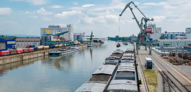 Infrastruktur-Investition: Bayernhafen stärkt seine Standorte